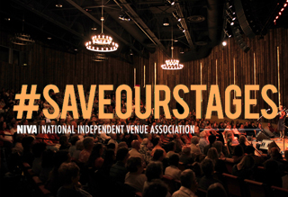 Save Our Stages NIVA National Independent Venue Association